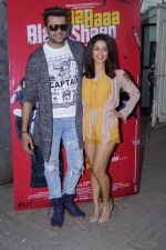 Manish Paul, Manjari Phadnis At the Special Screening Of Film Baa Baaa Black Sheep on 19th March 2018 (7)_5ab0c6599de6c.JPG