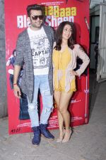 Manish Paul, Manjari Phadnis At the Special Screening Of Film Baa Baaa Black Sheep on 19th March 2018 (8)_5ab0c646d585c.JPG