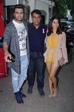 Manish Paul, Manjari Phadnis, Vishwas Paandya At the Special Screening Of Film Baa Baaa Black Sheep on 19th March 2018 (28)_5ab0c62debed4.JPG