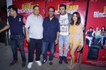 Manish Paul, Manjari Phadnis, Vishwas Paandya, David Dhawan, Anand L Rai At the Special Screening Of Film Baa Baaa Black Sheep on 19th March 2018 (34)_5ab0c5d2368e8.JPG