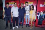 Manish Paul, Manjari Phadnis, Vishwas Paandya, David Dhawan, Anand L Rai At the Special Screening Of Film Baa Baaa Black Sheep on 19th March 2018 (35)_5ab0c5d3db482.JPG