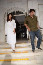 Neetu Chandra at the Prayer meet of Narendra Jha in Iskon juhu in mumbai on 18th March 2018 (27)_5ab0b05f5c833.JPG