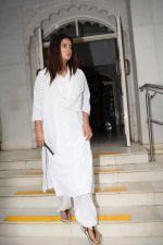 Neetu Chandra at the Prayer meet of Narendra Jha in Iskon juhu in mumbai on 18th March 2018 (29)_5ab0b062c36f4.JPG