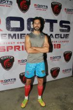 Dino Morea at Roots Premiere League at St Andrews bandra ,mumbai on 21st March 2018 (17)_5ab3494252f3a.jpg