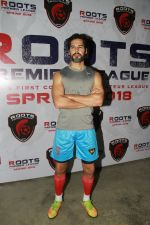 Dino Morea at Roots Premiere League at St Andrews bandra ,mumbai on 21st March 2018 (18)_5ab349455faf0.jpg