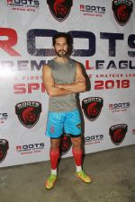 Dino Morea at Roots Premiere League at St Andrews bandra ,mumbai on 21st March 2018 (20)_5ab3494af2c0d.jpg