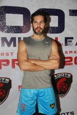 Dino Morea at Roots Premiere League at St Andrews bandra ,mumbai on 21st March 2018 (21)_5ab3494d88501.jpg