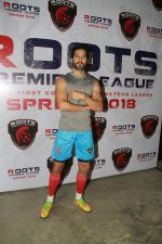 Dino Morea at Roots Premiere League at St Andrews bandra ,mumbai on 21st March 2018 (22)_5ab3495078b30.jpg
