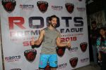 Dino Morea at Roots Premiere League at St Andrews bandra ,mumbai on 21st March 2018 (23)_5ab34953640e1.jpg