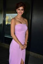 Disha Patani Spotted At Nadiadwala Office Promoting Baaghi 2 on 21st March 2018