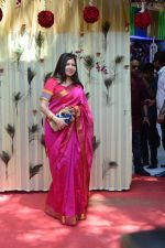 Alka Yagnik at The auspicious occasion of Annaprasanna on 22nd March 2018 (26)_5ab49df280325.jpg