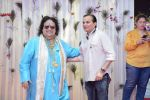 Bappi Lahiri at The auspicious occasion of Annaprasanna on 22nd March 2018 (29)_5ab49ec04e1e5.jpg