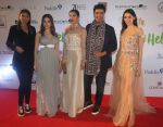 Candice Pinto, Nushrat Barucha, Sophie Choudry, Manish Malhotra, Kiara Advani at the Finale of Elephant Parade in Taj Lands End, bandra on 23rd March 2018 (32)_5ab5f979beda3.JPG