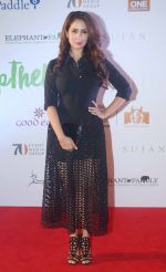 Kim Sharma at the Finale of Elephant Parade in Taj Lands End, bandra on 23rd March 2018 (35)_5ab677ab04ea9.JPG