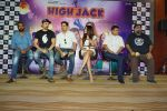 Akarsh Khurana, Sumeet Vyas, Sonnalli Seygall, Mantra Mugdh at the Trailer Launch Of Movie High Jack on 27th March 2018 (52)_5abb5651cf6f6.JPG