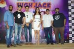 Akarsh Khurana, Sumeet Vyas, Sonnalli Seygall, Mantra Mugdh at the Trailer Launch Of Movie High Jack on 27th March 2018 (69)_5abb5654ae4ef.JPG