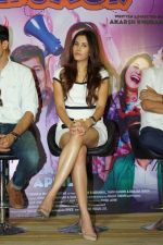 Sonnalli Seygall at the Trailer Launch Of Movie High Jack on 27th March 2018 (54)_5abb5657c61cf.JPG