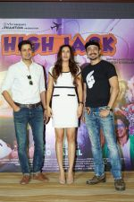 Sumeet Vyas, Sonnalli Seygall, Mantra Mugdh at the Trailer Launch Of Movie High Jack on 27th March 2018 (51)_5abb55d465963.JPG