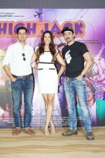 Sumeet Vyas, Sonnalli Seygall, Mantra Mugdh at the Trailer Launch Of Movie High Jack on 27th March 2018 (52)_5abb561f72f55.JPG
