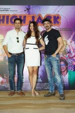 Sumeet Vyas, Sonnalli Seygall, Mantra Mugdh at the Trailer Launch Of Movie High Jack on 27th March 2018 (53)_5abb55d818145.JPG