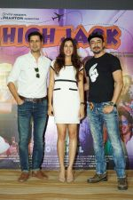 Sumeet Vyas, Sonnalli Seygall, Mantra Mugdh at the Trailer Launch Of Movie High Jack on 27th March 2018 (57)_5abb55ddcaeca.JPG