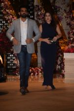 Zaheer Khan, Sagarika Ghatge at  the engagement party of Akash Ambani & Shloka Mehta in Ambani Residence on 26th March 2018  (34)_5abb4d710cf9c.JPG