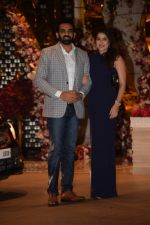 Zaheer Khan, Sagarika Ghatge at  the engagement party of Akash Ambani & Shloka Mehta in Ambani Residence on 26th March 2018  (35)_5abb4d5dea282.JPG