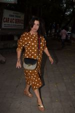 Farah Khan spotted at kromakay salon in juhu, mumbai on 28th March 2018 (6)_5abc91472f27f.JPG