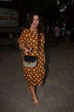 Farah Khan spotted at kromakay salon in juhu, mumbai on 28th March 2018 (7)_5abc9149c1b74.JPG
