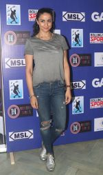 Gul Panag at Rolling Nicks Sports Foundation Indian Premier Squash League, 2018 in CCI in mumbai on 28th March 2018 (6)_5abc93cee81f3.JPG
