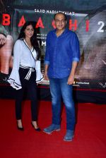 Ashutosh Gowariker, Sunita Gowariker at the Special Screening Of Film Baaghi 2 on 29th March 2018 (48)_5abdf639e053e.JPG