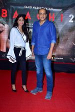 Ashutosh Gowariker, Sunita Gowariker at the Special Screening Of Film Baaghi 2 on 29th March 2018 (49)_5abdf63bd5502.JPG