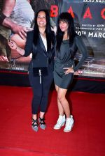Ayesha Shroff, Wardha Khan at the Special Screening Of Film Baaghi 2 on 29th March 2018 (15)_5abdf5a24556e.JPG
