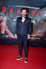 Darshan Kumaar at the Special Screening Of Film Baaghi 2 on 29th March 2018 (30)_5abdf6a1980ce.JPG