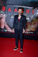 Darshan Kumaar at the Special Screening Of Film Baaghi 2 on 29th March 2018 (31)_5abdf6a42f94b.JPG