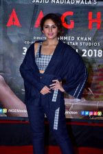 Huma Qureshi at the Special Screening Of Film Baaghi 2 on 29th March 2018