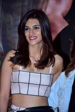 Kriti Sanon at the Special Screening Of Film Baaghi 2 on 29th March 2018
