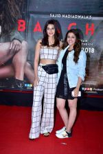 Kriti Sanon, Nupur Sanon at the Special Screening Of Film Baaghi 2 on 29th March 2018