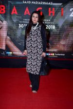 Poonam Dhillon at the Special Screening Of Film Baaghi 2 on 29th March 2018 (70)_5abdf76367b53.JPG