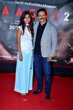Vivek Oberoi, Priyanka Alva at the Special Screening Of Film Baaghi 2 on 29th March 2018
