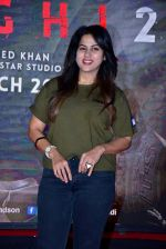 at the Special Screening Of Film Baaghi 2 on 29th March 2018