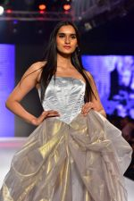 Model walk the ramp at Bombay Times Fashion Week in Mumbai on 30th March 2018