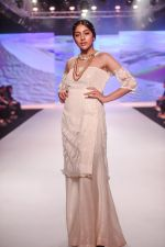 Model walk the ramp Showstopper For Designer Rina Dhaka & Poonam Soni At Bombay Times Fashion Week on 1st April 2018