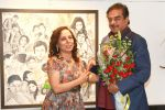 Shatrughan Sinha Inaugurates The Art Exhibition Of Sangeeta Babani At Jehangir Art Gallery on 4th April 2018 (12)_5ac5cf3012262.jpg