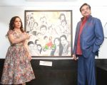 Shatrughan Sinha Inaugurates The Art Exhibition Of Sangeeta Babani At Jehangir Art Gallery on 4th April 2018 (16)_5ac5cf39883d7.jpg