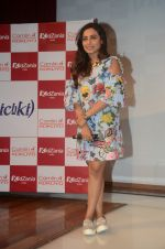 __Rani Mukherjee felicitates the winners of the Camlin-Hichki contest with Camlin gift Hampers as well as promoting her new movie Hichki with a special meet _and_ greet with _k_ids at Kidzania, R city mall on 4th April  ( (11)_5ac5cebc433f1.JPG