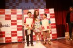 __Rani Mukherjee felicitates the winners of the Camlin-Hichki contest with Camlin gift Hampers as well as promoting her new movie Hichki with a special meet _and_ greet with _k_ids at Kidzania, R city mall on 4th April  (1)_5ac5cebf81c16.JPG