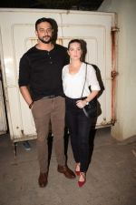 Arunoday Singh at the Screening Of Movie Black Mail At Sunny Super Sound on 6th April 2018 (12)_5ac9a2c7e3fcc.JPG
