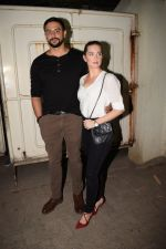 Arunoday Singh at the Screening Of Movie Black Mail At Sunny Super Sound on 6th April 2018 (15)_5ac9a2cc3e587.JPG