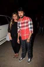 Dheeraj Deshmukh, Honey Bhagnani at the Screening Of Movie Black Mail At Sunny Super Sound on 6th April 2018 (20)_5ac9a2fe19874.JPG